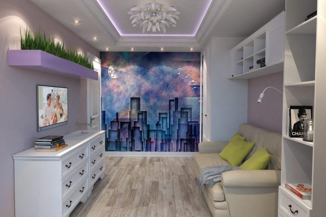 Дизайн Детской комнаты Володарского