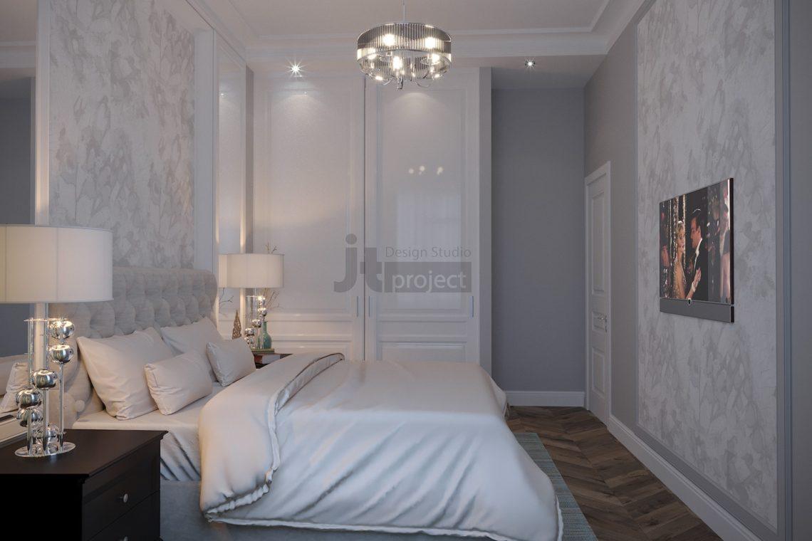 Гостевая спальная комната Истра Вилладж Парус
