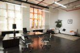 Дизайн кабинета руководителей офиса компании Paolo Conte