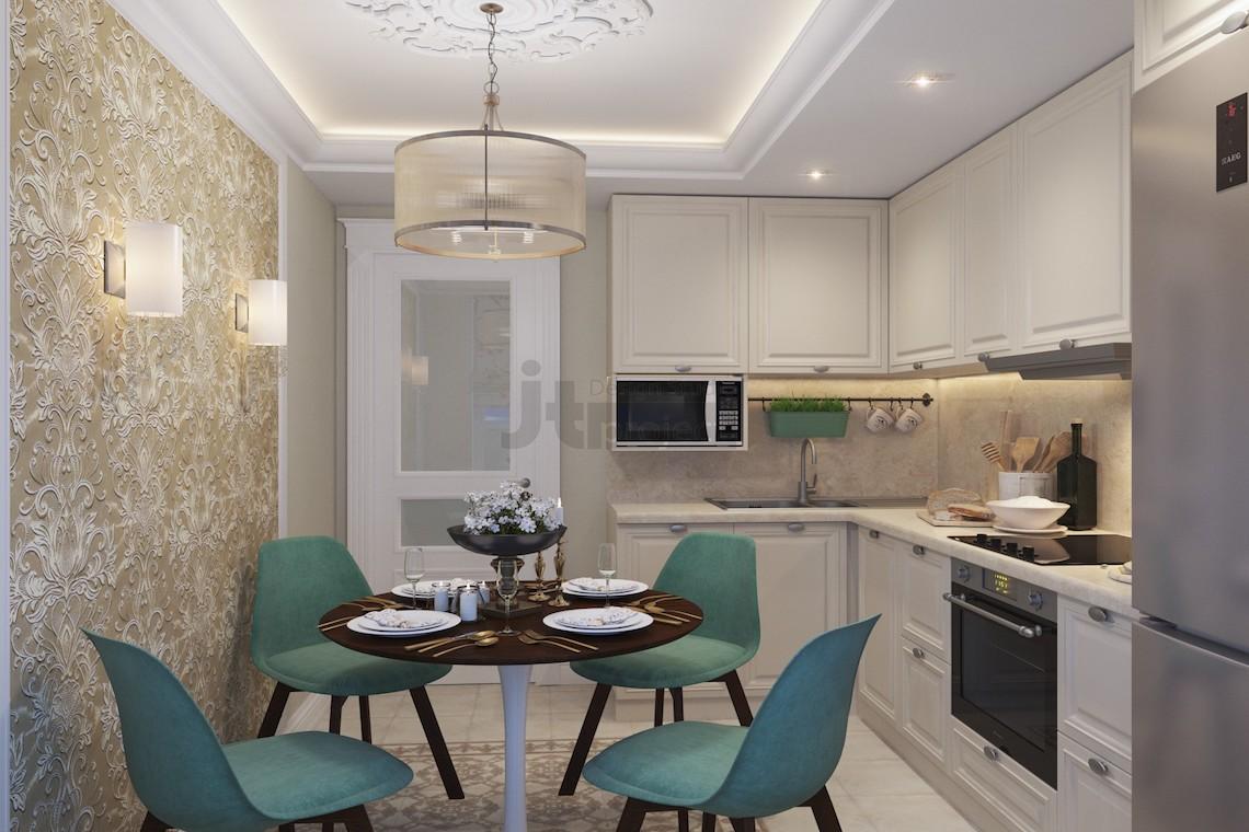 Дизайн-интерьер кухни