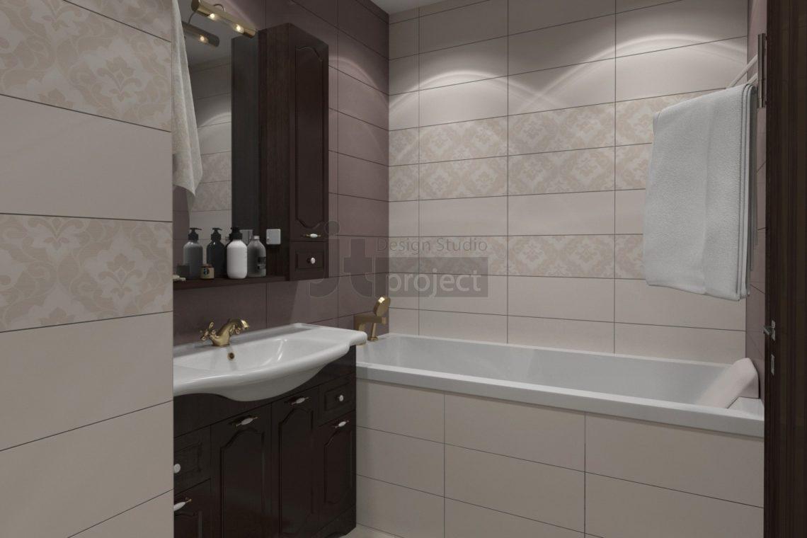 Ванная комната ЖК Wellton Park