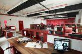 Дизайн офиса компании Paolo Conte