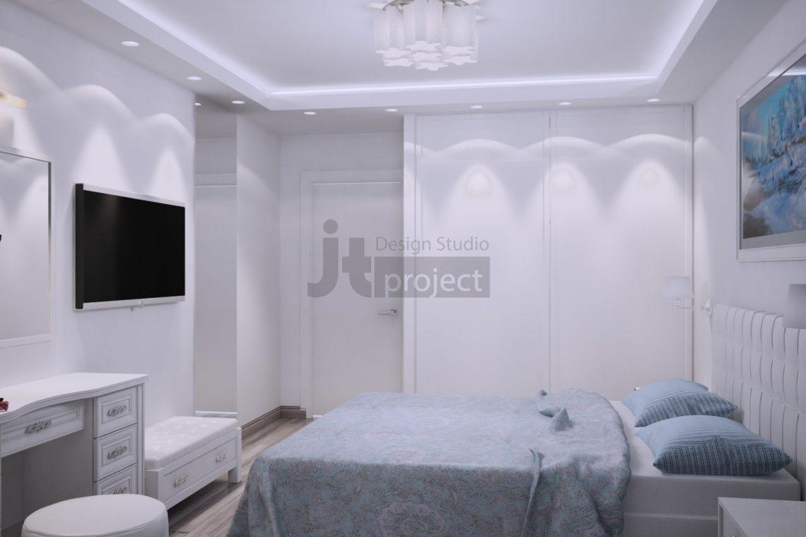 Спальная комната UP-квартал