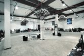 Интерьер showroom компании Paolo Conte