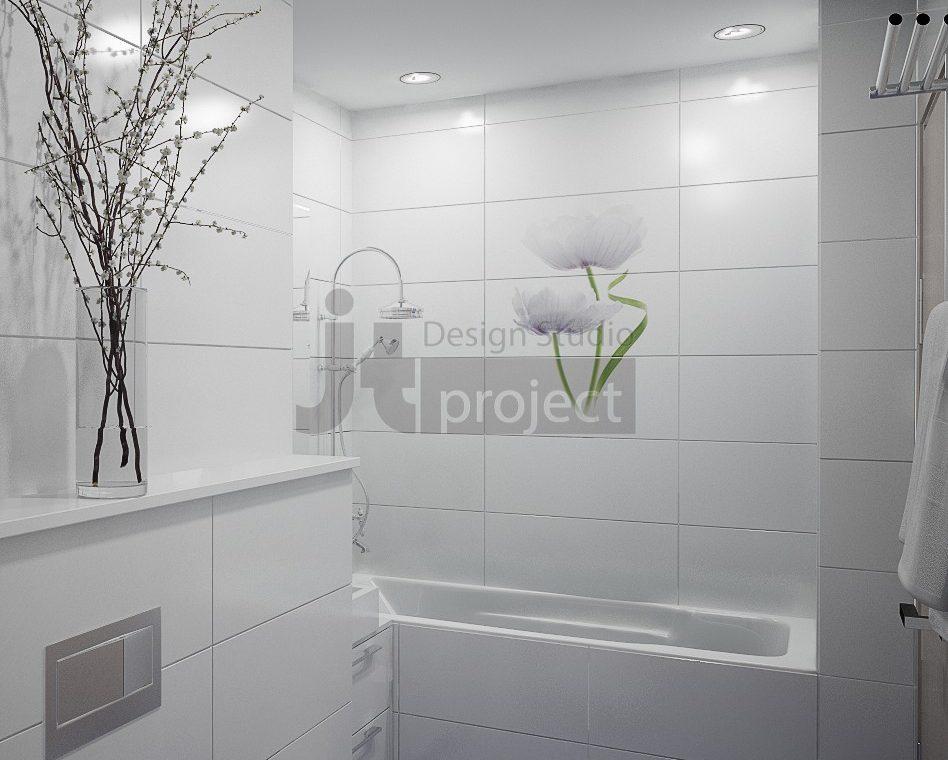 Интерьер Ванная комната UP-квартал
