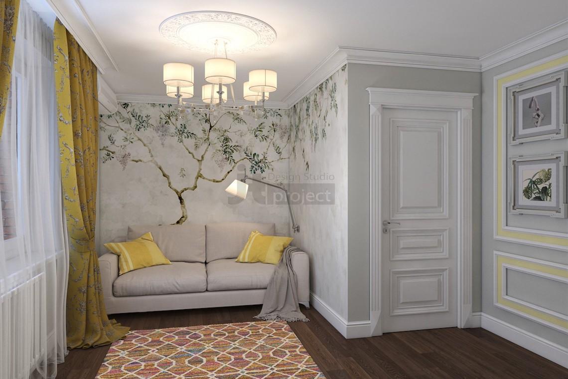 Комната для бабушки интерьер