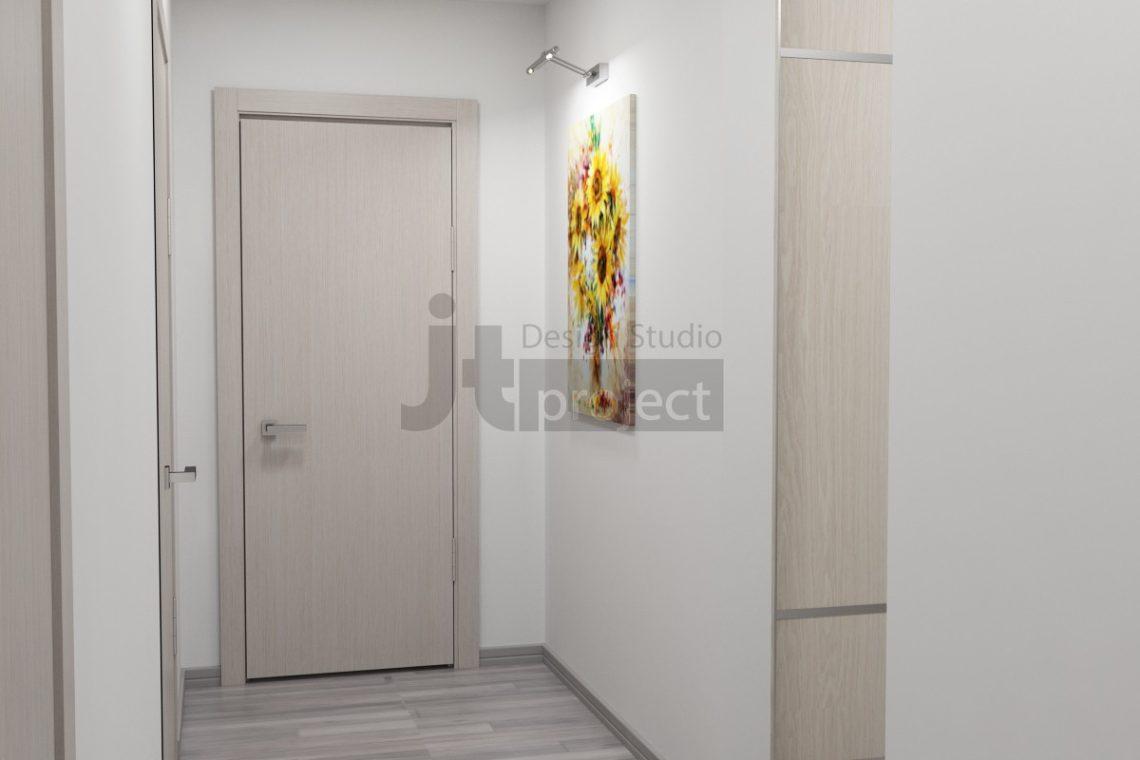 Интерьер коридор UP-квартал