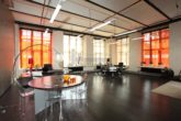 Дизайн кабинета офиса компании Paolo Conte