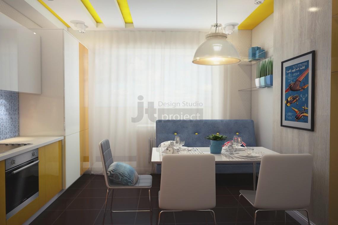ЖК Чернышевский кухня