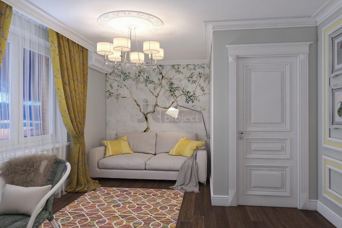Спальная комната для мамы
