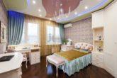 Детская комната интерьер ЖК Петровский парк